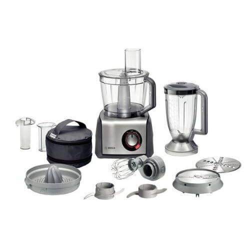 Bosch MCM68840 - Robot de cocina, 1250 W, capacidad de 3.9 litros, color