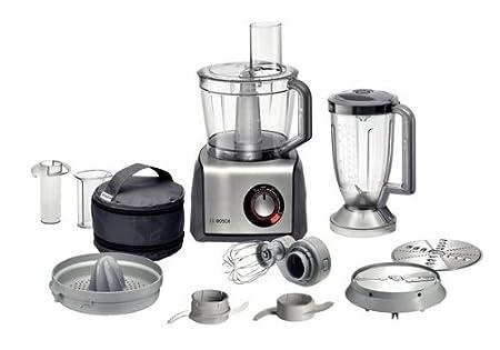 Bosch MCM68840 cocina capacidad antracita