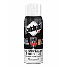Scotchgard Auto Fabric and Carpet Protector, 10-ounce