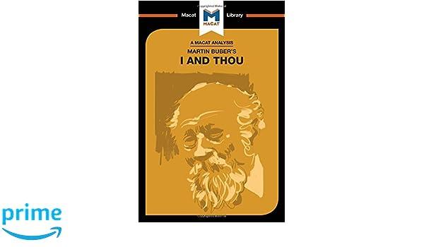 i and thou analysis