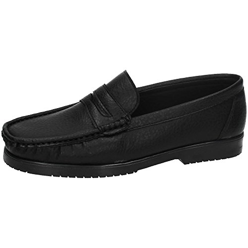 MADE IN SPAIN 62102 MOCASINES MADE SPAIN HOMBRE NEGRO
