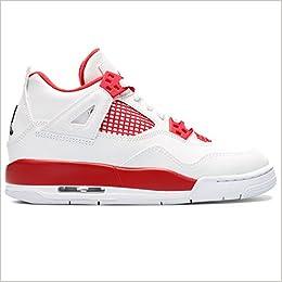 2e9f49bdb4bba JACKWOLDMIN Men's Escape Sneakers AIR JORDAN 4 RETRO BG (GS ...