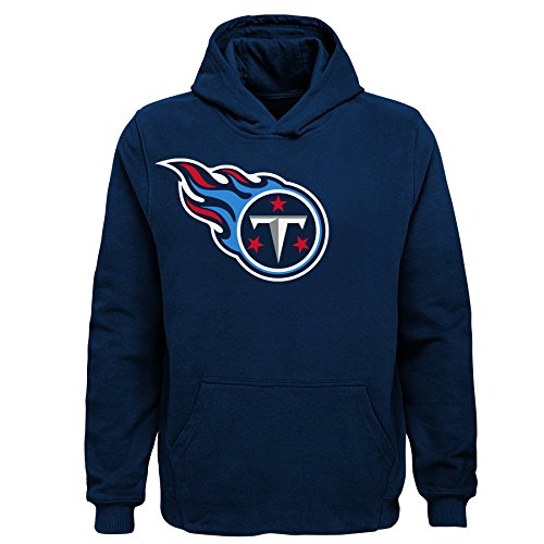 - NFL by Outerstuff NFL Tennessee Titans Toddler Primary Logo Sueded Classic Hoodie Navy, 2T