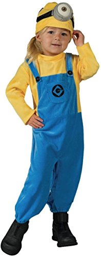 Minions Girl Costume (Rubie's Costume Despicable Me 3 Minion Mel Costume,)