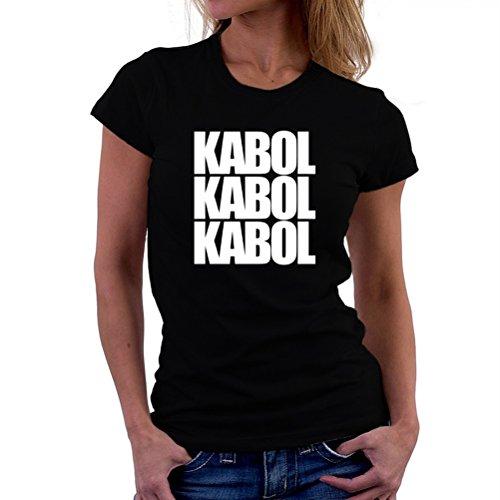 Kabol three words T-Shirt