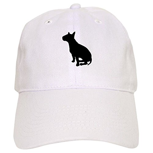 CafePress - Bull Terrier Dog Breed - Baseball Cap with Adjustable Closure, Unique Printed Baseball ()