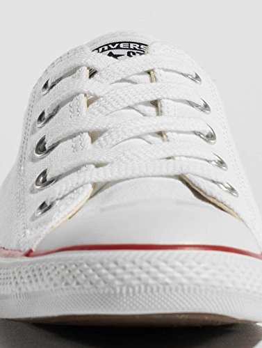 Dainty Converse Blanc Bianco As Sneakers Donna Rouge Ox da 50d4rw0q