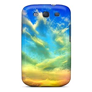 NIIrKBK690LdqYl Mjdavis Colors Of Clouds Feeling Galaxy S3 On Your Style Birthday Gift Cover Case
