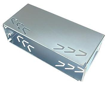 Marco para Radio PIONEER de marco para Radio de coche bandeja de caja de marco DIN ISO: Amazon.es: Electrónica