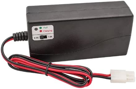 Valken Airsoft NiMH Smart Battery Charger - 6V-12V