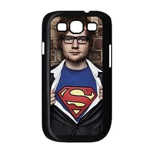 Samsung Galaxy S3 I9300 2D DIY Phone Back Case with Ed Sheeran Image