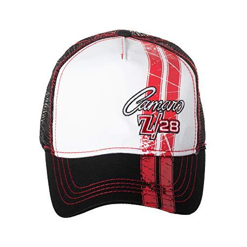 Chevy Chevrolet Camaro Baseball Cap Hat - Officially Licensed (Camaro Z/28)