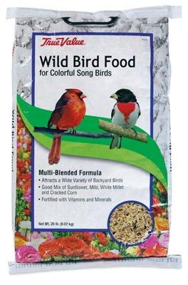 Kaytee Products 100034227 Wild Bird Food, 20-Lb. - Quantity 126