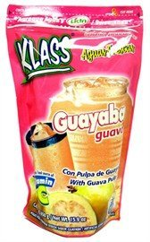 Klass Listo Drink Mix, Guava (Pack of 24)