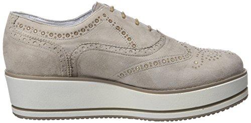 DBL IGI Donna Taupe Grigio Sneaker 11422 amp;CO U1Px1z