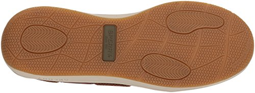Sperry Top-sider Mens Gamefish 3-eye Båt Sko Tan / Brun
