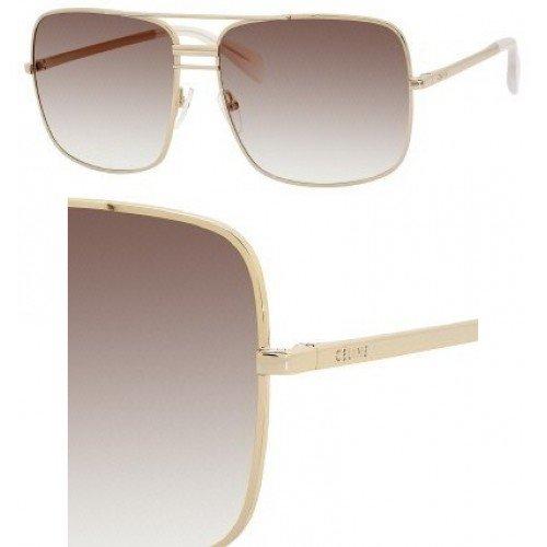 Céline Sunglasses - 41808/S / Frame: Gold Lens: Pink Gradient by Céline