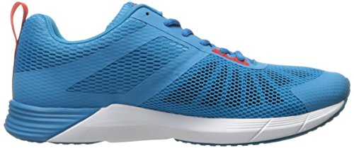 Puma Mens Propel Cross-trainer Scarpa Blu Danube-puma Bianco