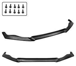 13-14 SCION FRS GT Style FRONT BUMPER LIP PU