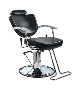 All Purpose Hydraulic Recline Barber Chair, Shampoo