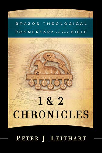 Pdf Bibles 1 & 2 Chronicles (Brazos Theological Commentary on the Bible)