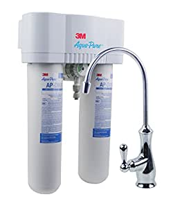 3M Aqua-Pure Under Sink Water Filtration System - Model AP-DWS1000