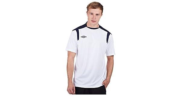 Umbro Hombre Camisetas Mens Training Jersey Football T Shirt ...