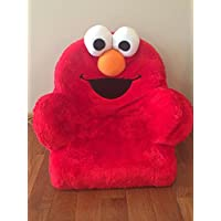 Elmo Giggle & Shake Chair by Marshmallow