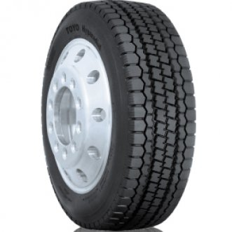 TOYO M614Z Radial Tire - 255/70R22.5 140L by Toyo Tires