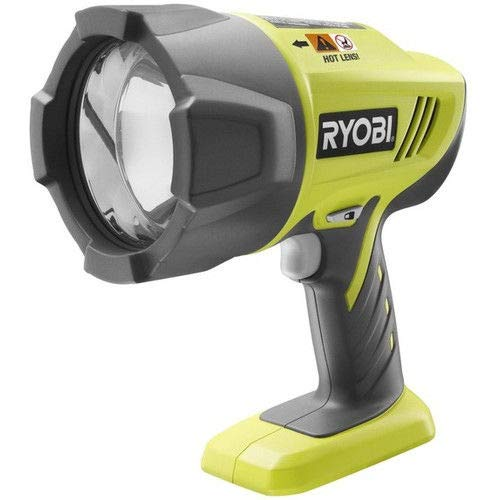 Certified Refurbished Ryobi ZRP716 18-Volt One Plus Xenon Spotlight Tool Only - Battery and Charger NOT Included