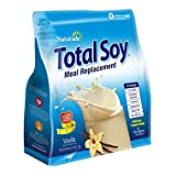 Naturade Total Soy, Vanilla (3 lbs.) (pack of 6)