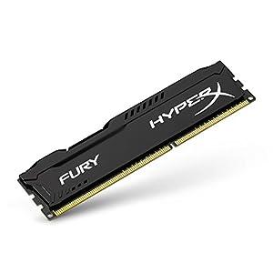 Kingston HyperX FURY 4GB 1866MHz DDR3 CL10 DIMM - Black (HX318C10FB/4)