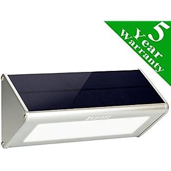 Solar Lights Outdoor Motion Sensor Garden Patio Super