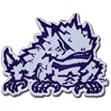 TCU Horned Frog Primary Team Logo Iron On Embroidered Patch