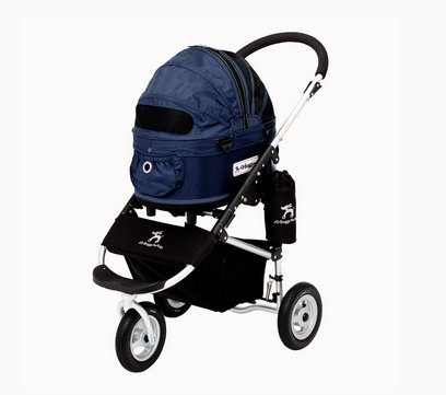 AirBuggy for Dog – Dome2 Standard Medium – Navy (NO INTERNATIONAL SHIPPING)