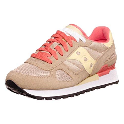 Bassa Camoscio Saucony Femmes Ombra Originali Sneaker xtqpXqOW