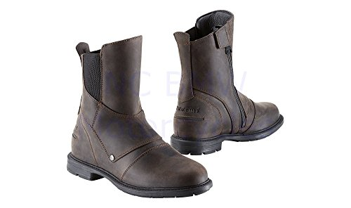 BMW Genuine Motorcycle Urban Boots Brown Euro 44 US Men 10.5