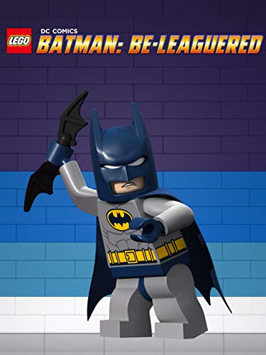 LEGO DC Super Heroes: Batman Be-Leaguered]()