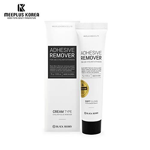 15g Cream Type Eyelash Extension Remover Eyelash Glue Remover Made in - Gel 15g