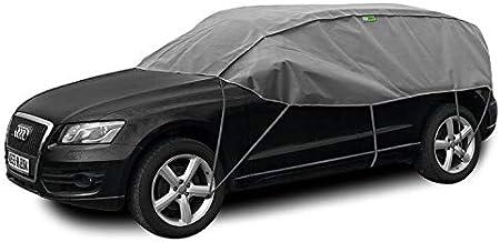 Kegel Blazusiak Halbgarage Winter L Sedan kompatibel mit Audi A3 UV Schutz Auto Abdeckung