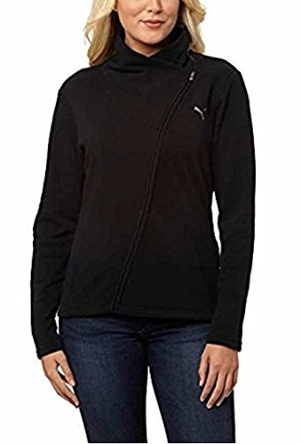 Ladies Asymmetrical French Terry Jacket product image