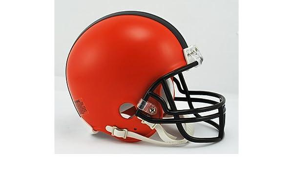 New Riddell Cleveland Browns VSR4 Mini Football Helmet