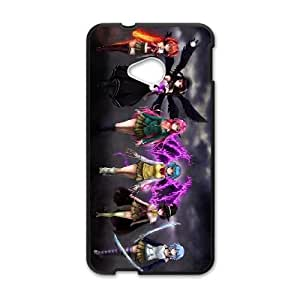 Rosario + Vampire HTC One M7 Cell Phone Case Black ier