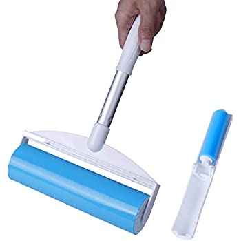 Amazon Com Wowgo Lint Roller Resuable Amp Washable Lint