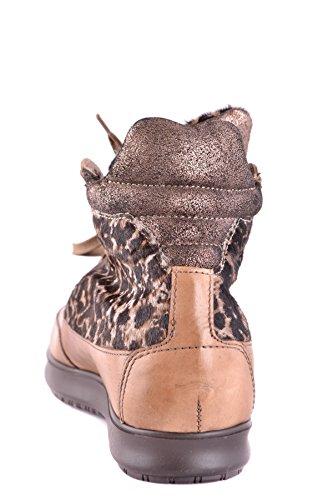 Candice Cooper Vrouwen Mcbi394007o Bruine Suede Hi Top Sneakers