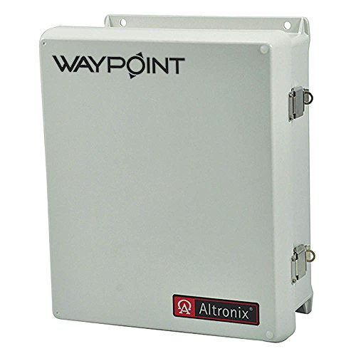 Altronix - WAYPOINT30A8DU - Power Supply, 8 PTC Protected Outputs