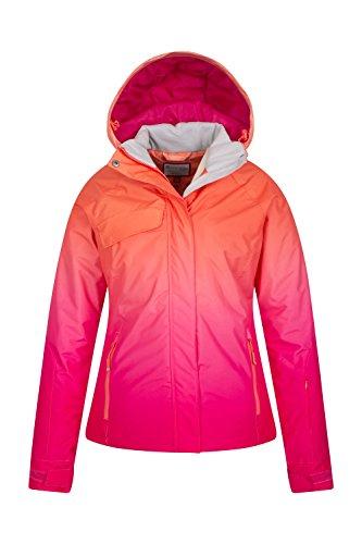 Ski Fresh Warehouse Jacket Printed Womens Mountain Ice Pink X1x8n