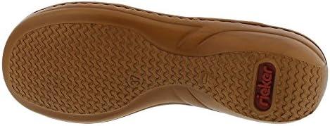 Rieker 608X1 24 Mules Femmes, Schuhgröße_1:40 EU;Farbe