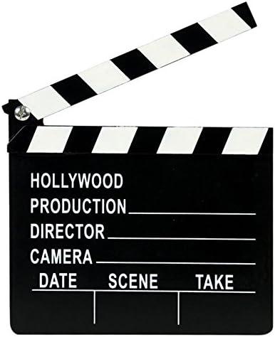 TRIXES Novedosa Pizarra de Directores de Cine Indicando Próxima ...