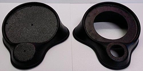 Car Audio Speaker Enclosures (S8 Universal mount speaker pod custom car audio enclosure *MADE IN THE USA*)